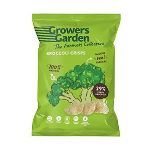 Growers Garden Broccoli Crisps