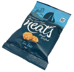 Neat's Rice Crackers